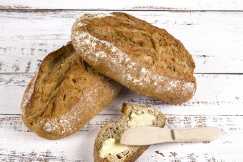 chleb na zakwasie orkiszowym 400g