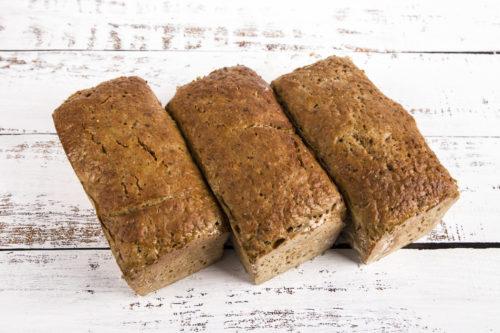 chleb z kaszą gryczaną 500g