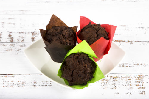 muffinka czekoladowa 100g