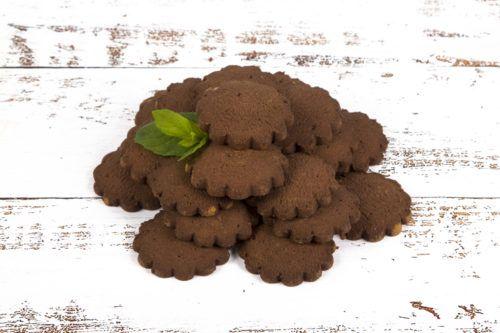 ciacholki- ciastka kakaowe